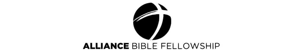Alliance Bible Fellowship logo and header